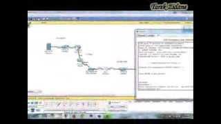 شرح توصيل  DSL Modem وعمل اعدادات الانترنت على Packet Tracer الجزء الاول