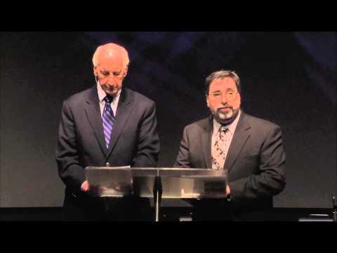 Pastor Jack Hayford and Rabbi Mark Greenberg | TLV & TKU chapel