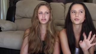 Introduction video\\ Angelica & Bella