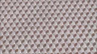 Repeat youtube video Пчеловодство.Изготовление силиконовой матрицы часть вторая своя вощина The second part of its combs