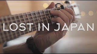 Shawn Mendes - Lost in Japan // Fingerstyle Guitar Cover - Dax Andreas