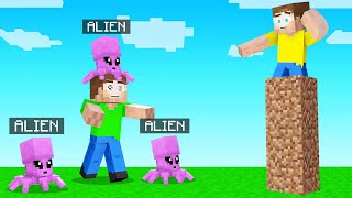 ALIENS Can CONTROL YOUR BRAIN In Minecraft!