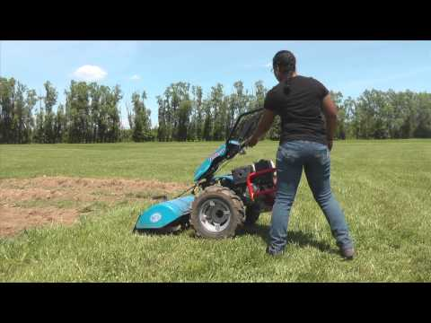 Small Farm Tillage Equipment Demonstration Part II