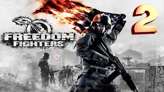 Freedom Fighters Gameplay Walkthrough Part 2 Brooklyn Police Station