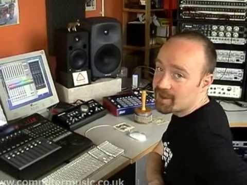 Mr Scruff - Producer Masterclass - Computer Music magazine 2008