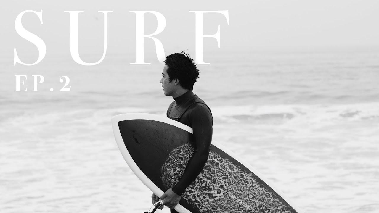 캘리포니아 서핑 로그 EP.2 l California Surfing Log