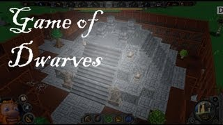 Let's Play A Game Of Dwarves Mountain Hall Challenge P1