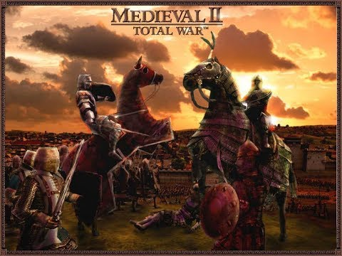 Medieval 2 Total War Live Play - England part 3