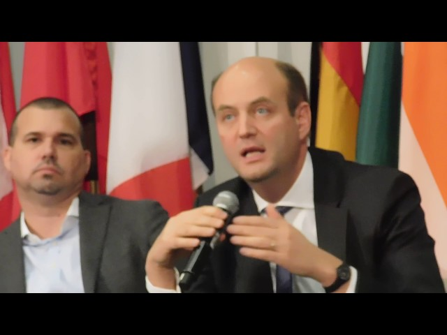12/15/16 What's Next For Trade in a Time of Change Q & A Session Part 2