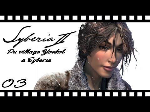 Syberia II le film ~ Du village Youkol à Syberia VF (fin)