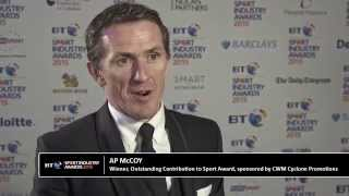 Bt sport industry awards 2015