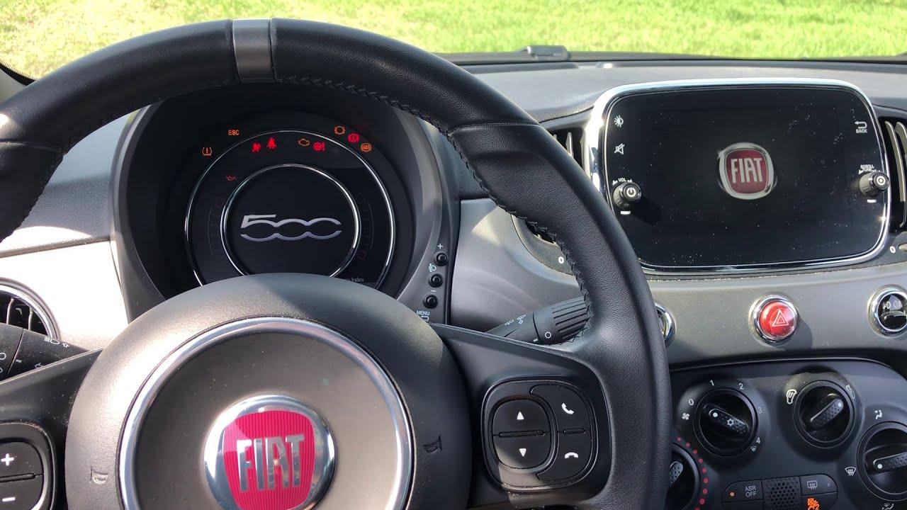 Fiat 500s: TFT Digitale