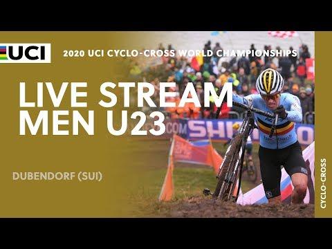 Live – Men Under 23 | 2020 UCI Cyclo-cross World Championships, Dubendorf (SUI)