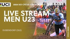 Live – Men Under 23 | 2020 UCI Cyclo-cross World Championships, Dubendorf (SUI)