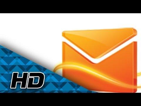 วิธีการส่งอีเมล ในกรณีที่ใช้ Hotmail