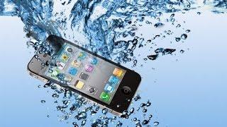 Что делать если телефон упал в воду...(, 2015-04-25T03:45:49.000Z)