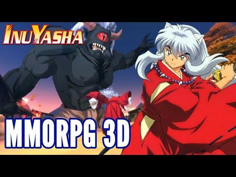 SAIU! NOVO MMORPG INUYASHA BATTLE OF NARAKU MOBILE (CBT) ANIME 3D HACK N SLASH GAMEPLAY BR DOWNLOAD