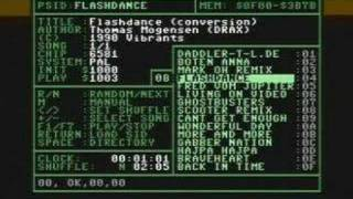 c64 sid collection part 1 of 7 played on real c64