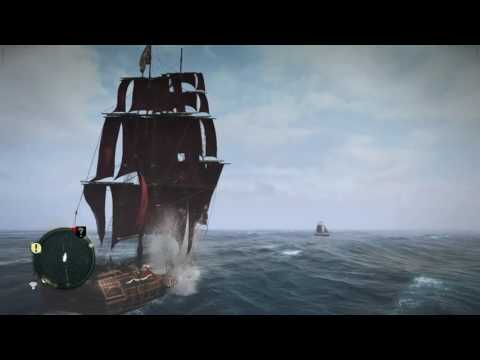 Assassin's Creed Black Flag IV Dry Tortuga Naval Contracts Private Escorts