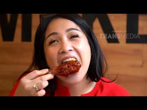 JANJI SUCI -  Kocak !! Rafathar Minta Nambah Makan Di Tempat Lain (18/3/18) Part 2