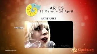 Ramalan Bintang Aries - Karakter dan Sifat