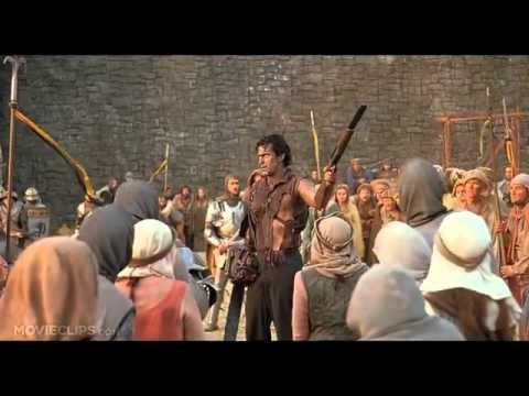 This Is My Boomstick! - Army of Darkness