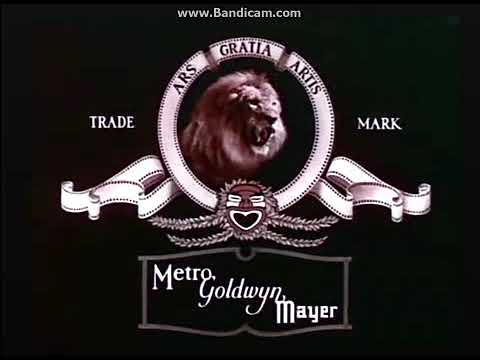 MGM Coffee The Lion Metro goldwyn mayer