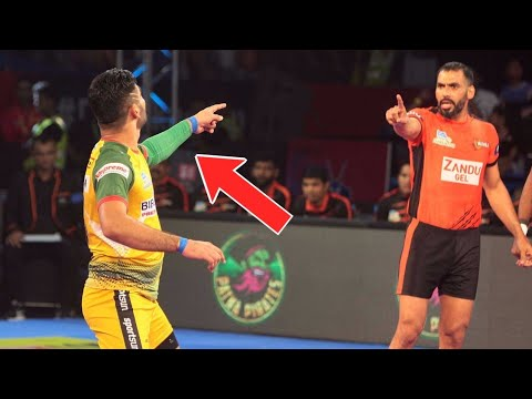 Download 😠 Top High Voltage 😈  Fights In Kabaddi   Kabaddi Fights   Ft. Pardeep, Pawan, Rahul, Anup