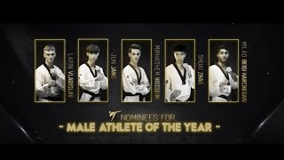 2019 WT Gala Awards Male Athlete of the Year
