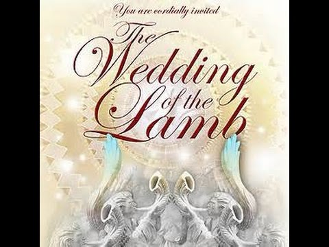 The Wedding Invitation Of Lamb And Bride