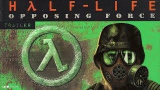 Half-Life: Opposing Force Fan Trailer