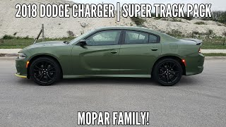 2018 Dodge Charger | Super Track Pack Blacktop Edition