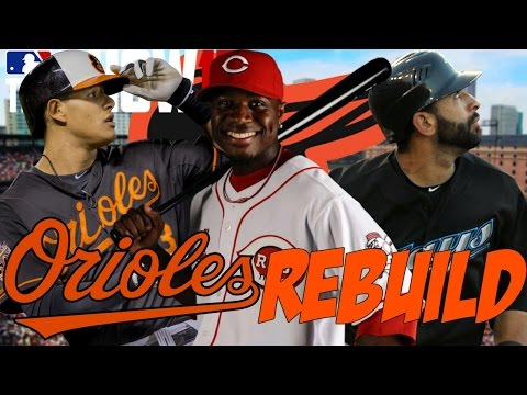 REBUILDING THE BALTIMORE ORIOLES! | MLB THE SHOW 17 FRANCHISE
