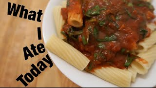 What I Ate Today | Vegans on Yonge St. | Video 18/30 VIDS IN 30 DAYS