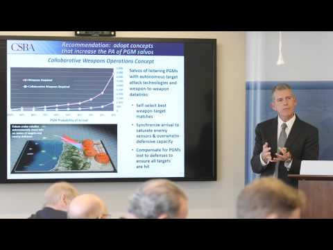 Presentation - Sustaining America's Precision Strike Advantage