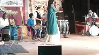 Pooja bathra live singing in bhawani mandi