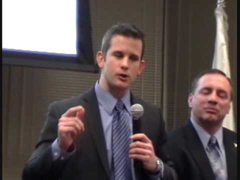 Kinzinger @ Kankakee Young Republicans 11th CD Forum