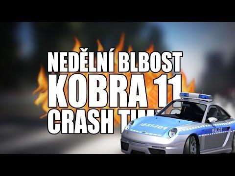 Nedělní Blbosti - Kobra 11 Crash Time 2   Klid, Šéfová To Zaplatí   FlyGunCZ + Šmejd   HD - 720p