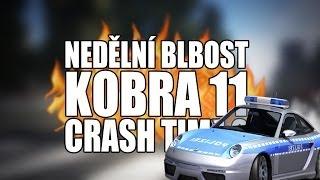 Nedělní Blbosti - Kobra 11 Crash Time 2 | Klid, Šéfová To Zaplatí | FlyGunCZ + Šmejd | HD - 720p