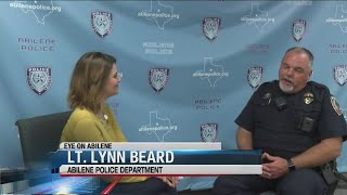 Lt. Lynn Beard to retire from Abilene Police Department, accepts new role at Abilene Aero