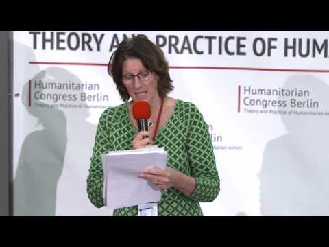 humanitarian aid and development