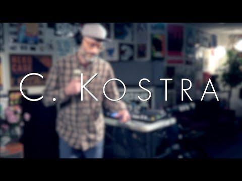 "C. Kostra - ""Holiday Music Stream"" (Live on Radio K)"