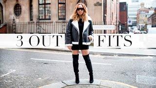 3 AUTUMN OUTFITS | Samantha Maria