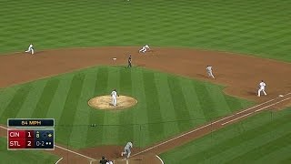 CIN@STL: Kozma makes superb diving stop to steal hit