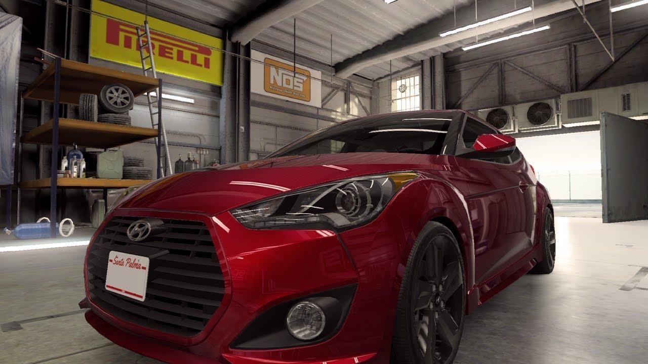 Hyundai Veloster Turbo R Spec ! - Best Tune to win all live