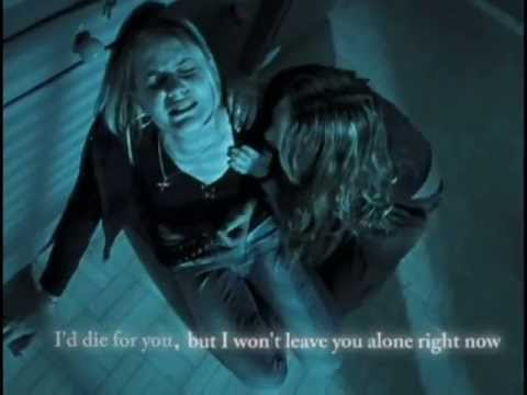 Thirteen  - She's starting to scare me