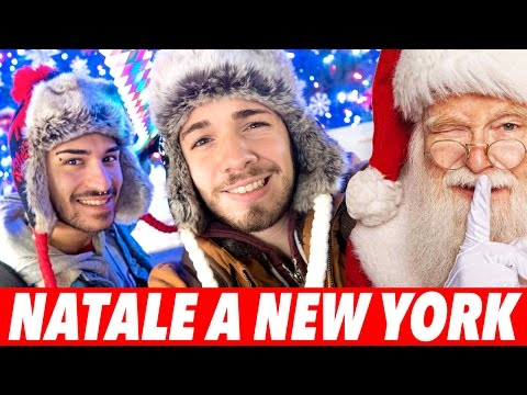 NATALE A NEW YORK - Matt & Bise