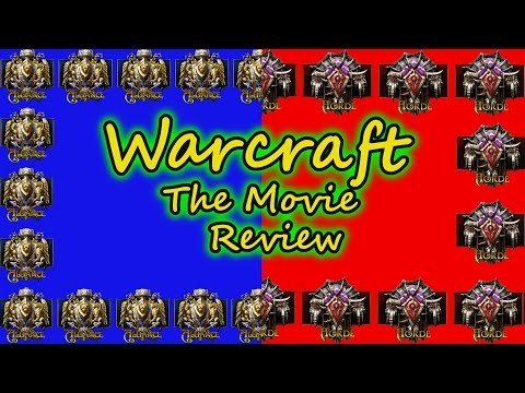Warcraft - The Movie Review SPOILER SAFE -...