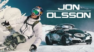 Jon Olsson: From Ski Slope Legend To Badass Car Addict
