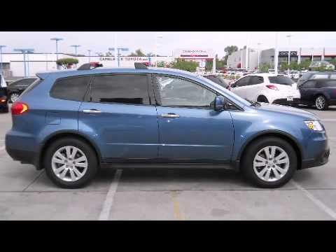 2009 Subaru Tribeca Limited 5 Passenger Youtube